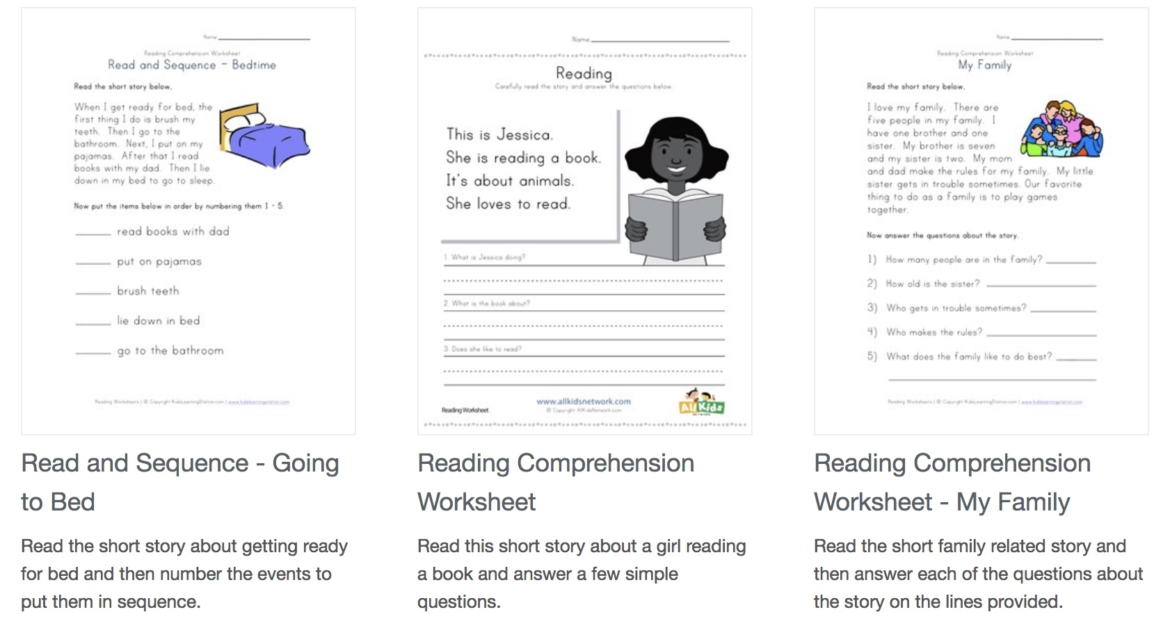 Home Reading Helper Linked Graphic