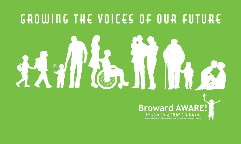 Broward Aware Logo